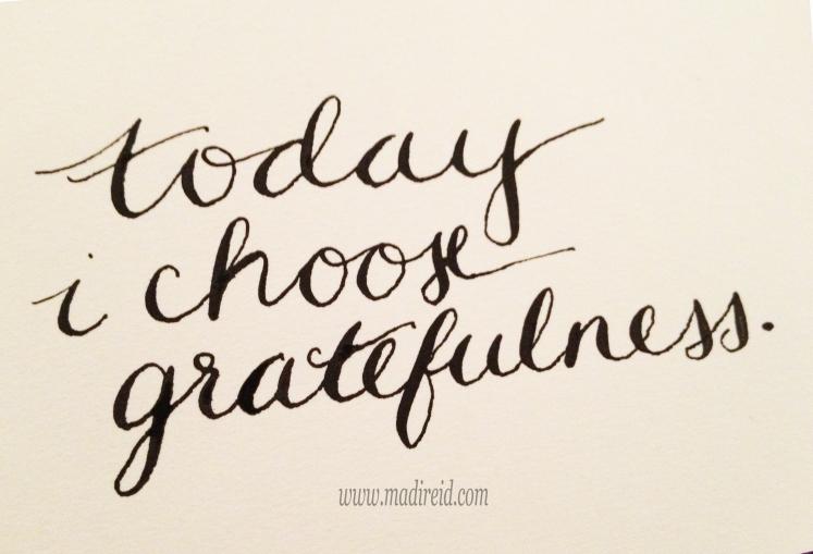 choosegratefulness