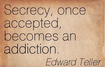 secrecyacceptedaddiction